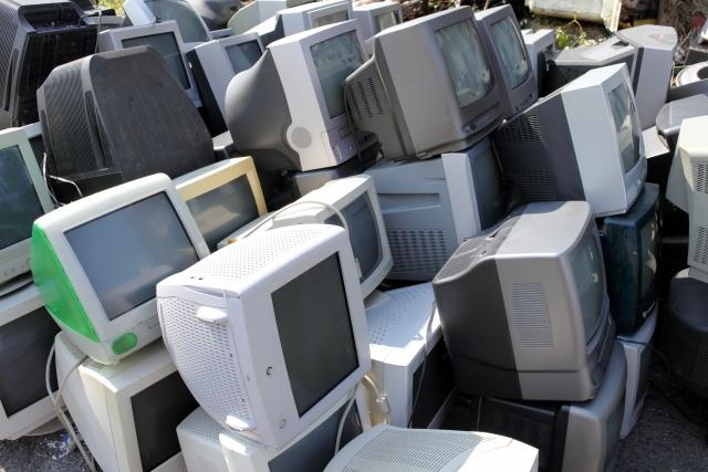 家電リサイクル法でパソコンは気軽に処分できません